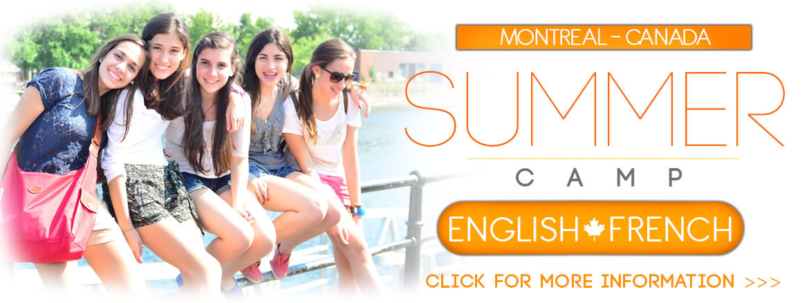 summer camp montreal english french